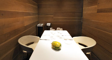 Private dining rooms 4