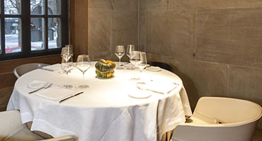 Private dining rooms 5